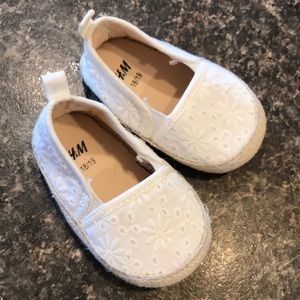 H&M 18/19 baby shoes